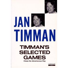 Timman's Selected Games