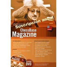 ChessBase Magazine [Suscripción Anual]