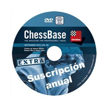 ChessBase Magazine Extra [Suscripción Anual]