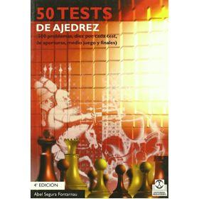 50 Tests de Ajedrez
