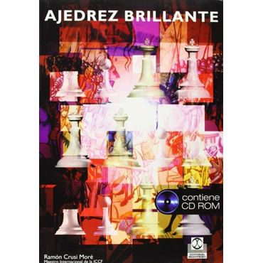 Ajedrez Brillante (Libro + CD-ROM)