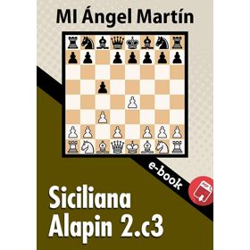 Ebook: Siciliana Alapin 2.c3