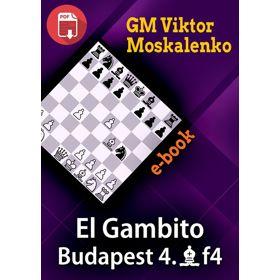 Ebook: El Gambito Budapest con 4.Af4