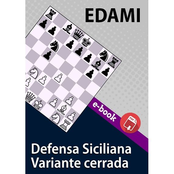 Ebook: Defensa Siciliana Cerrada