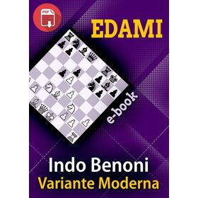 Ebook: Defensa Benoni, Variante Moderna