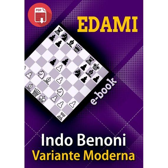 Ebook: Defensa Benoni, Variante Moderna