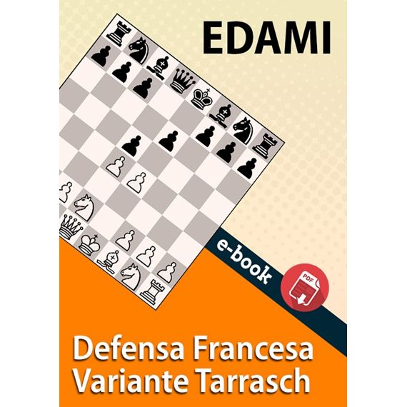 Ebook: Defensa Francesa, Variante Tarrasch