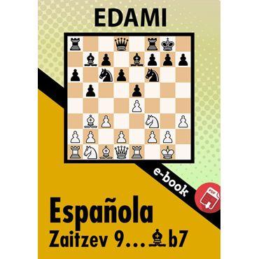 Ebook: Española Variante Zaitzev