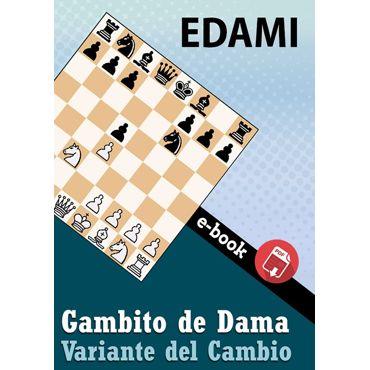 Ebook: Gambito de Dama, Variante del Cambio