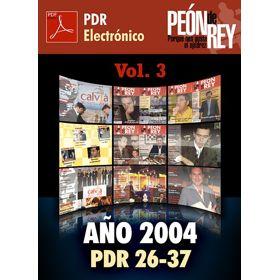 Peón de Rey electrónico - Vol. 3 (2004)