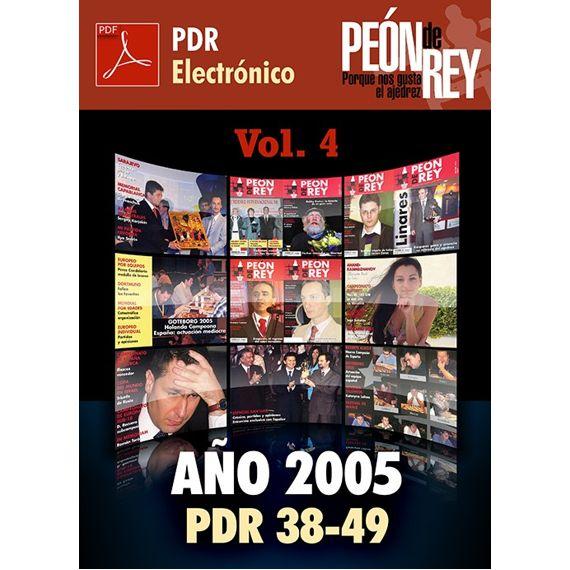 Peón de Rey electrónico - Vol. 4 (2005)