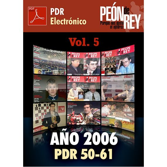 Peón de Rey electrónico - Vol. 5 (2006)