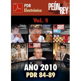 Peón de Rey electrónico - Vol. 9 (2010)