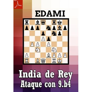 Ebook: India de Rey Clásica 9.b4