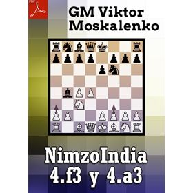 Ebook: Nimzo India 4.a3 y 4.f3