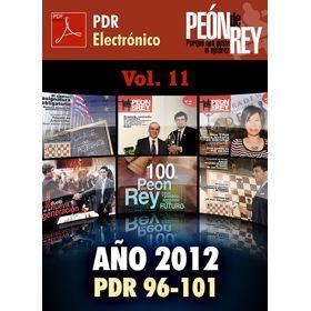 Peón de Rey electrónico - Vol. 11 (2012)