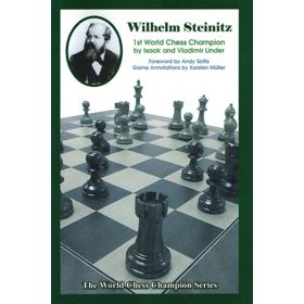 Wilhelm Steinitz 1st World Champion