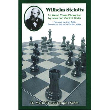 Wilhelm Steinitz 1st World Champion