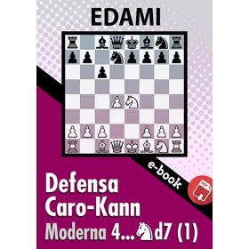 Ebook: Defensa Caro-Kann 4…Cd7 (1)