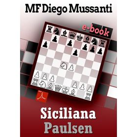 Ebook: Defensa Siciliana - Paulsen - 4...a6