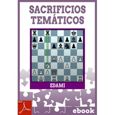 Ebook: Sacrificios temáticos