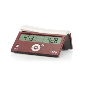 Reloj digital DGT Easy (Rojo)