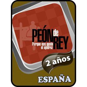 España 2 años papel + digital
