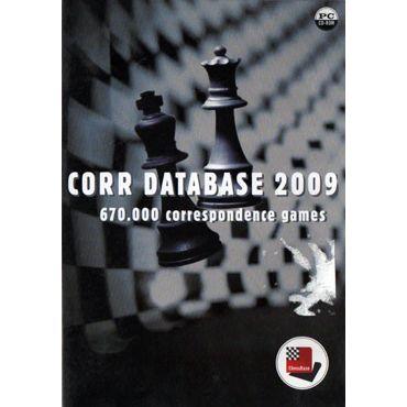 Corr Database 2009