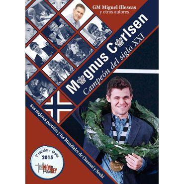 Magnus Carlsen, Campeón del Siglo XXI