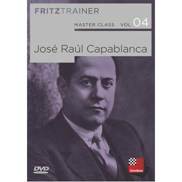 Master Class vol. 04: José Raúl Capablanca