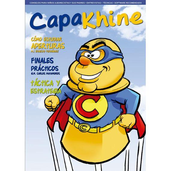 Revista Infantil Capakhine nº 1