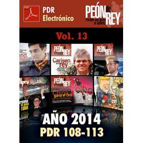 Peón de Rey electrónico - Vol. 13 (2014)