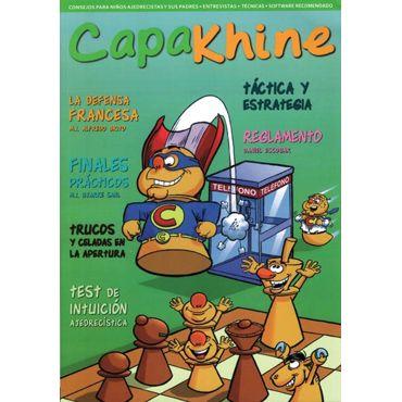Revista Infantil Capakhine 2