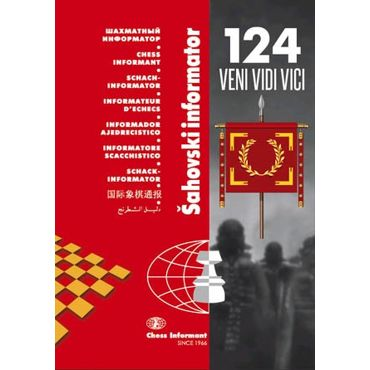 Chess Informant 124 Veni Vidi Vinci