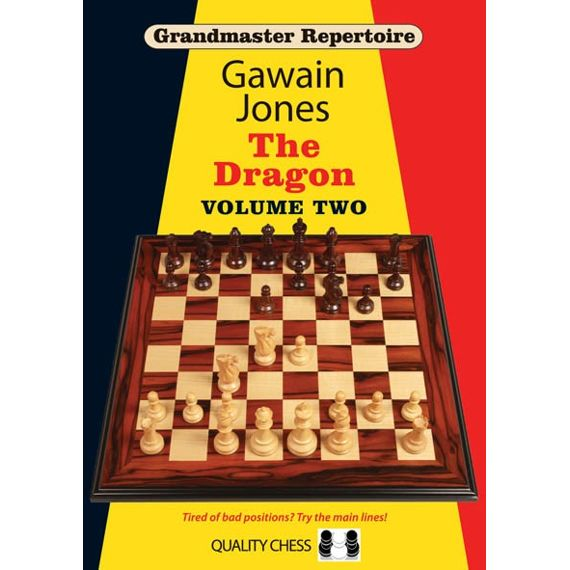 Grandmaster Repertoire: the Dragon vol. 2 (cartoné)