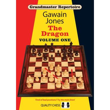 Grandmaster Repertoire: the Dragon vol. 1 (cartoné)