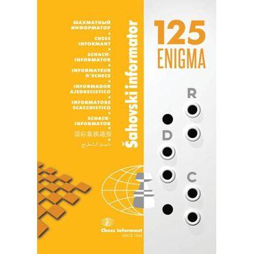 Chess Informant 125 Enigma