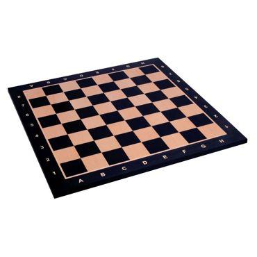 Tablero madera 58 mm caoba negra (con notación)