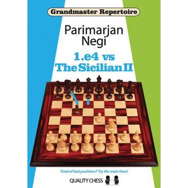 Grandmaster Repertoire: 1.e4 vs the Sicilian II (cartoné)