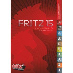 Fritz 15 versión española