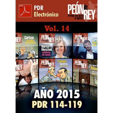 Peón de Rey electrónico - Vol. 14 (2015)