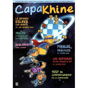 Revista Infantil Capakhine 4