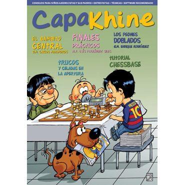 Revista Infantil Capakhine 5