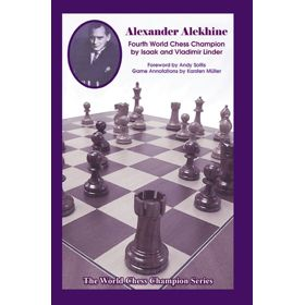 Alexander Alekhine Fourth World Chess Champion