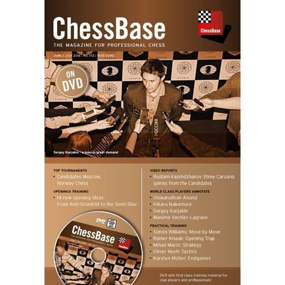 ChessBase Magazine 172