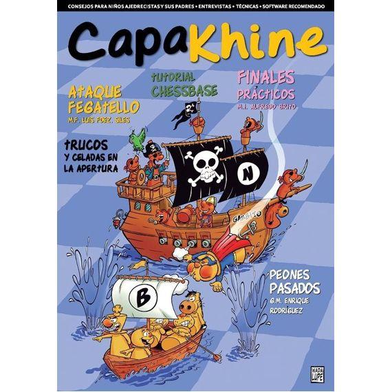 Revista Infantil Capakhine nº 6