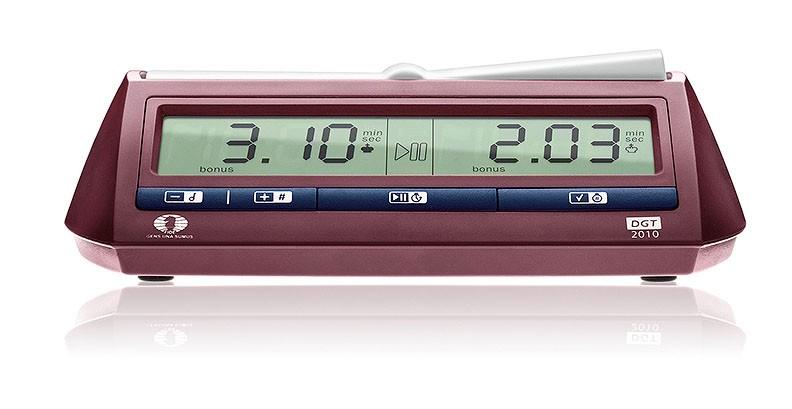 Reloj digital DGT 2010