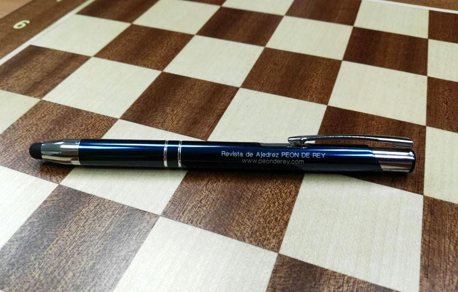 """Bolígrafo """"Peón de Rey"""""""