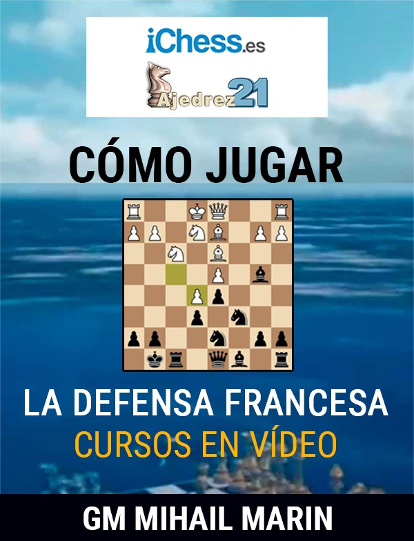 Curso vídeo Defensa Francesa