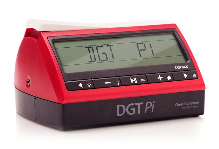 Reloj digital DGT Pi